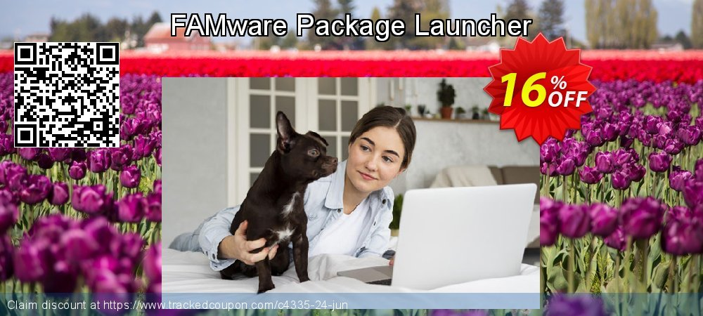 Get 15% OFF FAMware Package Launcher promo