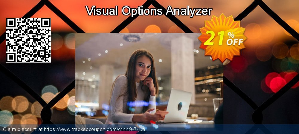 Get 20% OFF Visual Options Analyzer offering deals