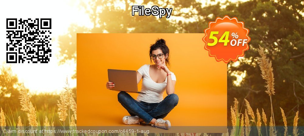 FileSpy coupon on Halloween offering discount