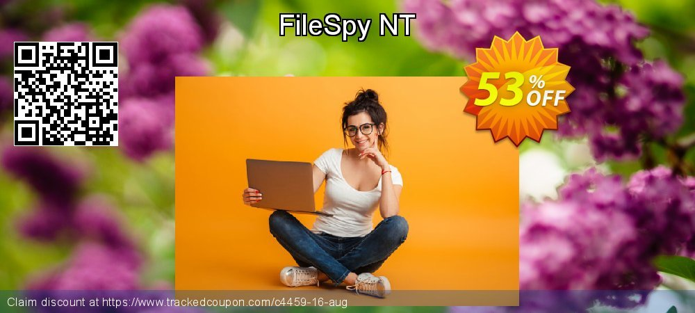 FileSpy NT coupon on Halloween deals