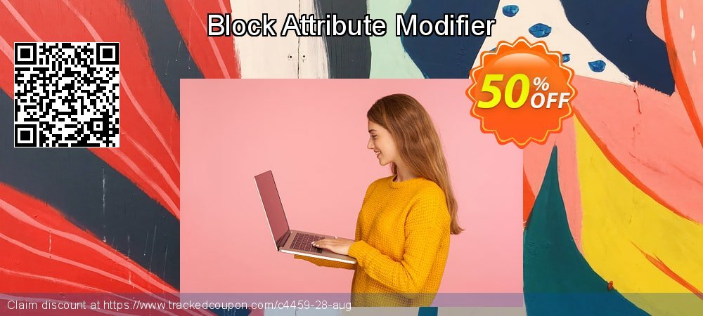 Get 50% OFF Block Attribute Modifier offer