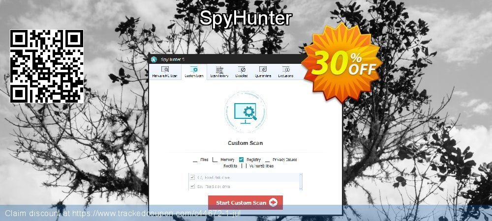 SpyHunter coupon on  Lover's Day super sale