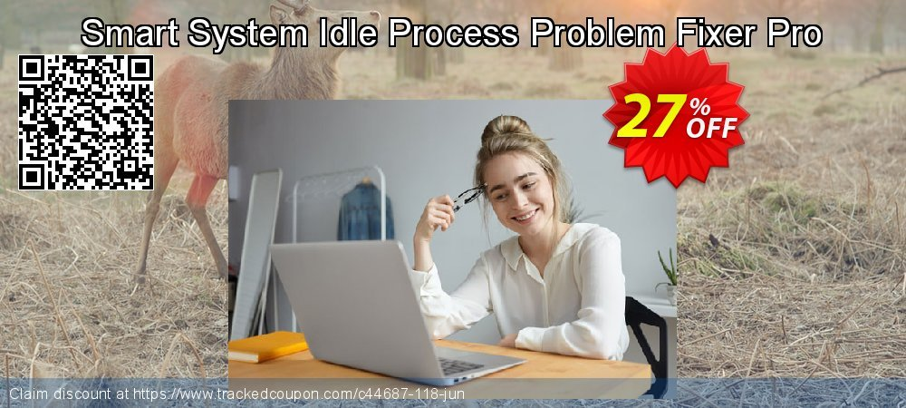 Smart System Idle Process Problem Fixer Pro coupon on Halloween offer