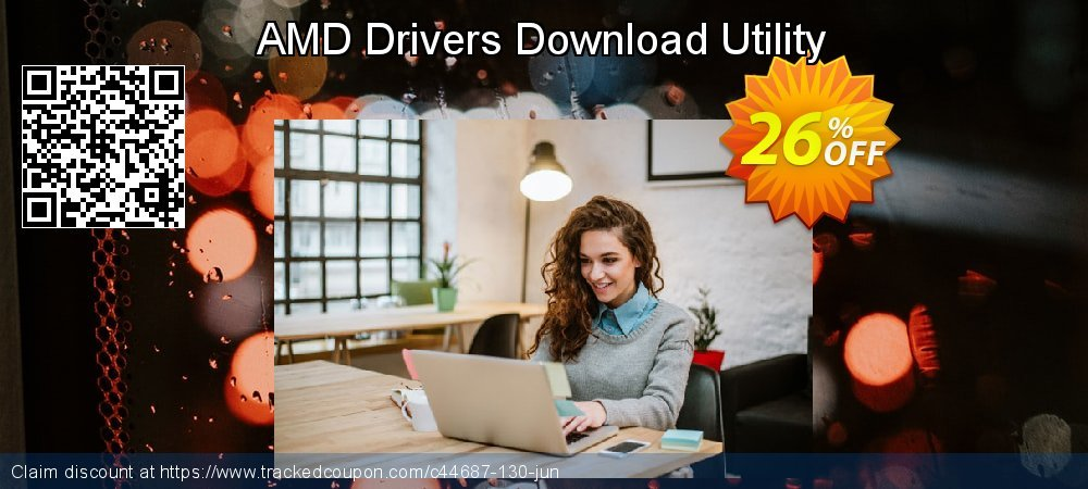 Get 25% OFF AMD Drivers Download Utility offering sales