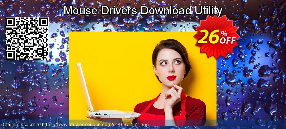 Get 25% OFF Mouse Drivers Download Utility offering sales