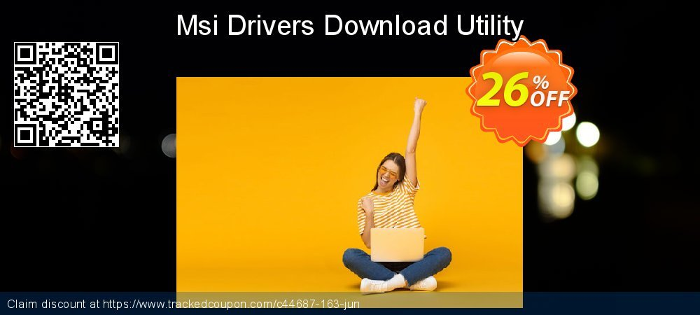 Get 25% OFF Msi Drivers Download Utility discount