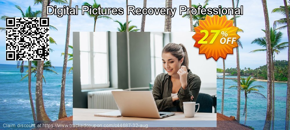 Get 25% OFF Digital Pictures Recovery Professional offering sales