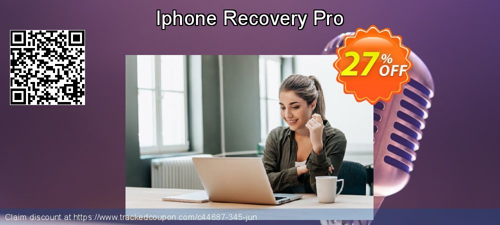 Iphone Recovery Pro coupon on Black Friday offering sales