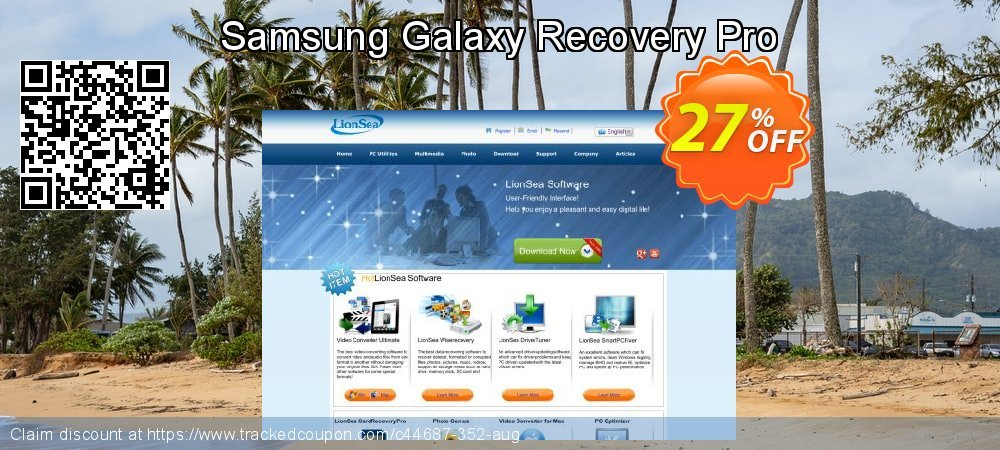 Claim 25% OFF Samsung Galaxy Recovery Pro Coupon discount June, 2019