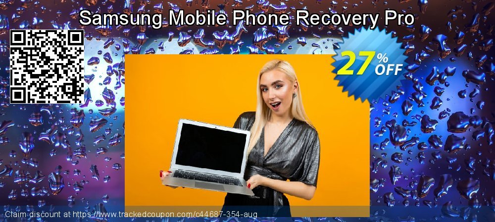 Get 25% OFF Samsung Mobile Phone Recovery Pro offering sales