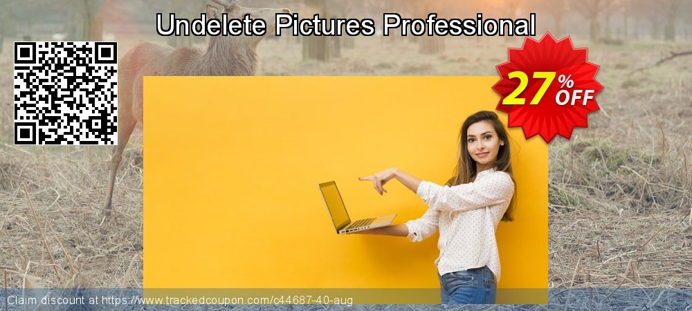 Undelete Pictures Professional coupon on Thanksgiving super sale