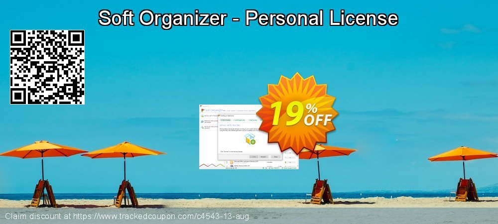 Get 30% OFF Soft Organizer - Personal License offering sales