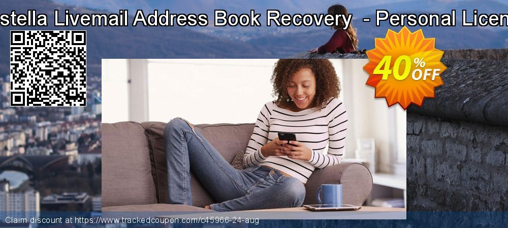 Claim 100% OFF Enstella Livemail Address Book Recovery - Personal License Coupon discount April, 2019