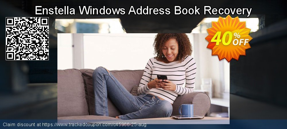 Claim 40% OFF Enstella Windows Address Book Recovery Coupon discount December, 2019