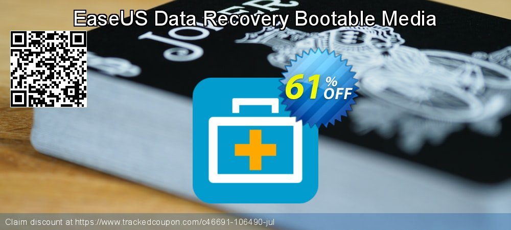 EaseUS Data Recovery Bootable Media coupon on Read Across America Day offer