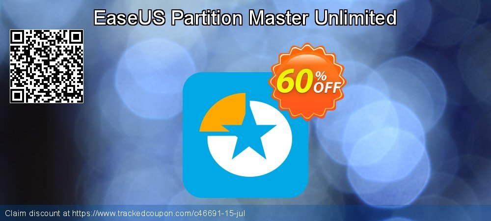 EaseUS Partition Master Unlimited coupon on Valentine Week offering sales