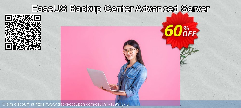 EaseUS Backup Center Advanced Server coupon on Int'l. Women's Day discounts