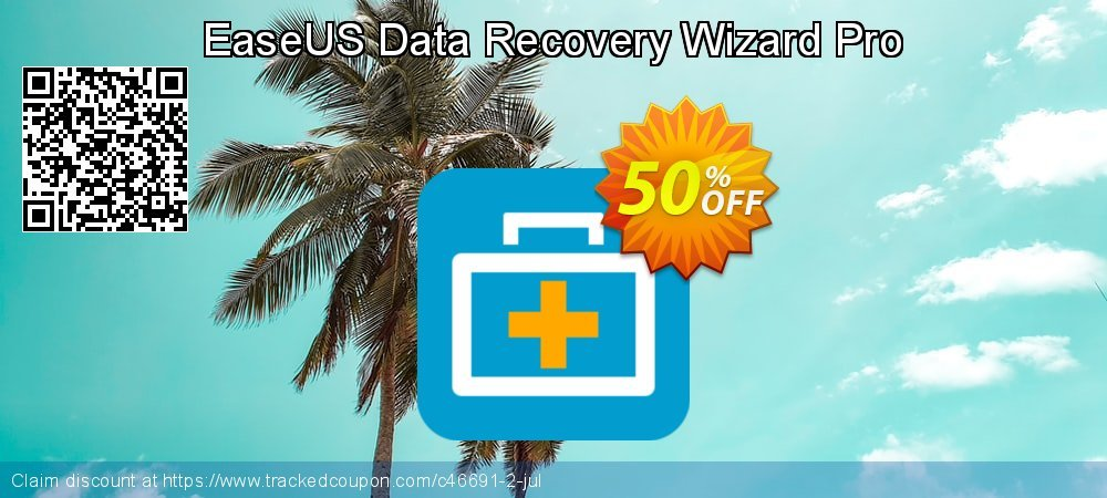 EaseUS Data Recovery Wizard Pro coupon on New Year sales