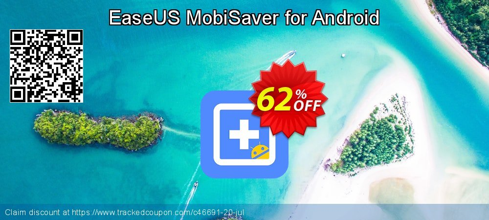 EaseUS MobiSaver for Android coupon on New Year sales