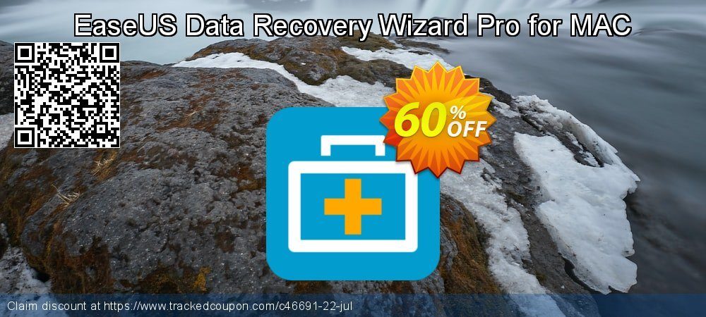 EaseUS Data Recovery Wizard Pro for MAC coupon on World Oceans Day discounts