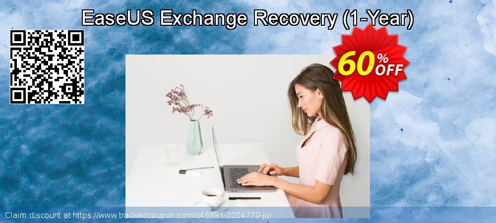 EaseUS Exchange Recovery - 1-Year  coupon on Thanksgiving discount
