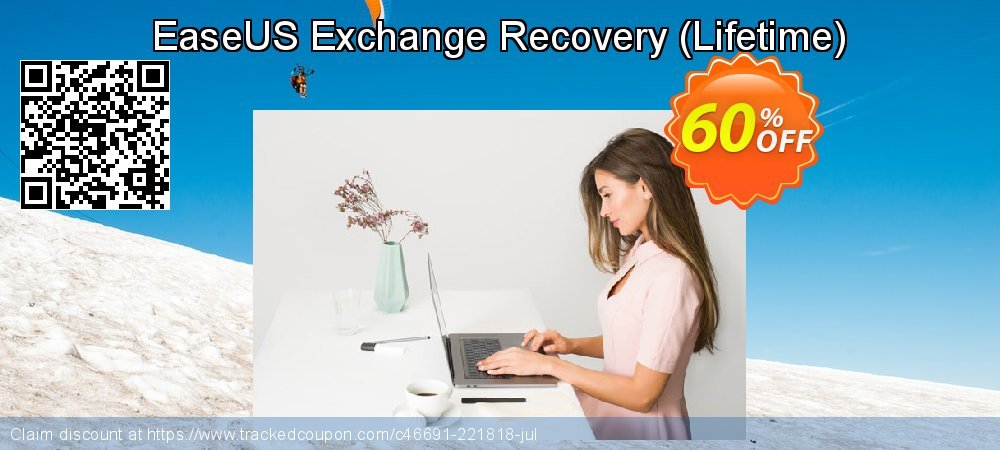 EaseUS Exchange Recovery - Lifetime  coupon on Thanksgiving discount