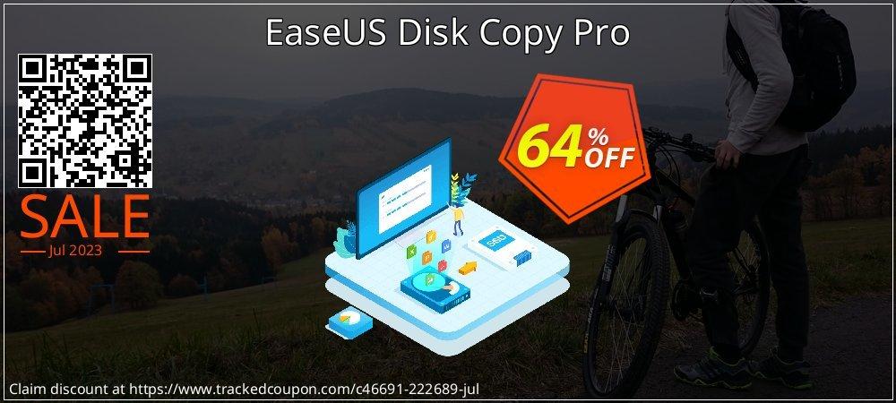 EaseUS Disk Copy Pro coupon on Valentine's Day deals