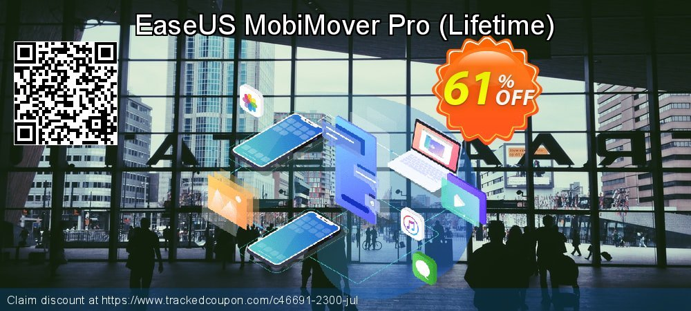 EaseUS MobiMover Pro - Lifetime  coupon on Read Across America Day offering sales