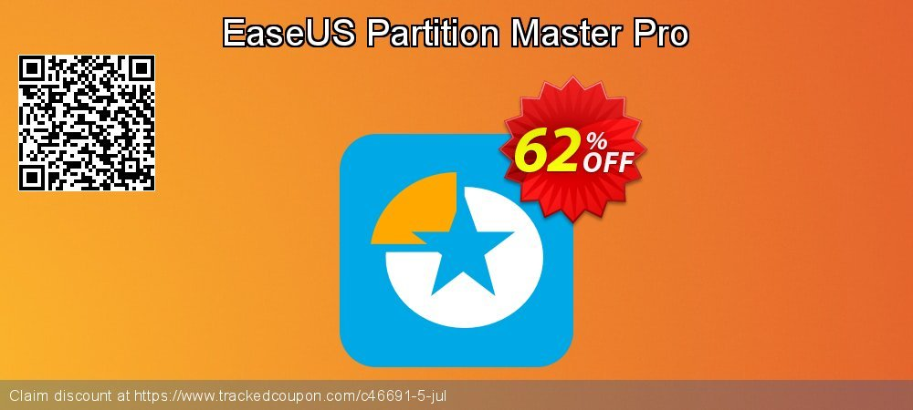EaseUS Partition Master Pro coupon on Valentine Week offering discount