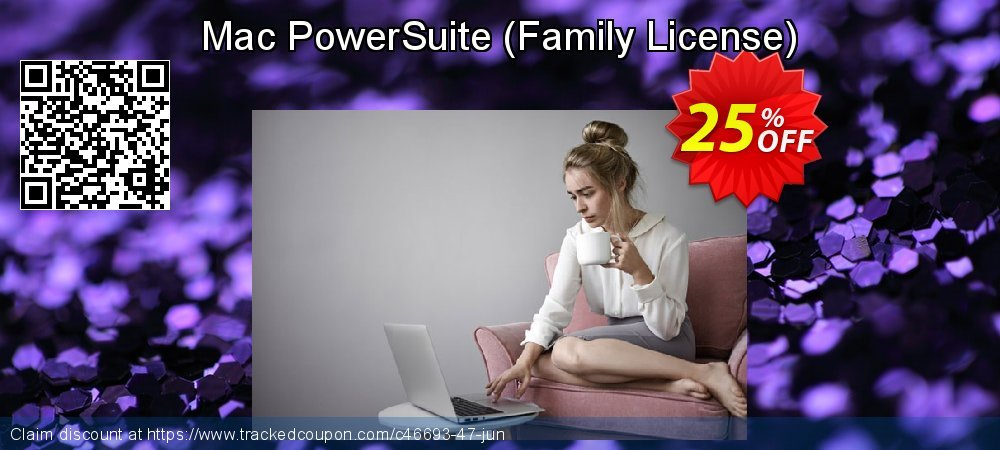Mac PowerSuite - Family License  coupon on Year-End offering discount