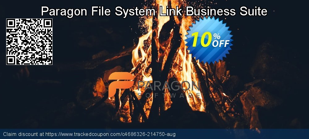Paragon File System Link Business Suite coupon on Mom Day discount