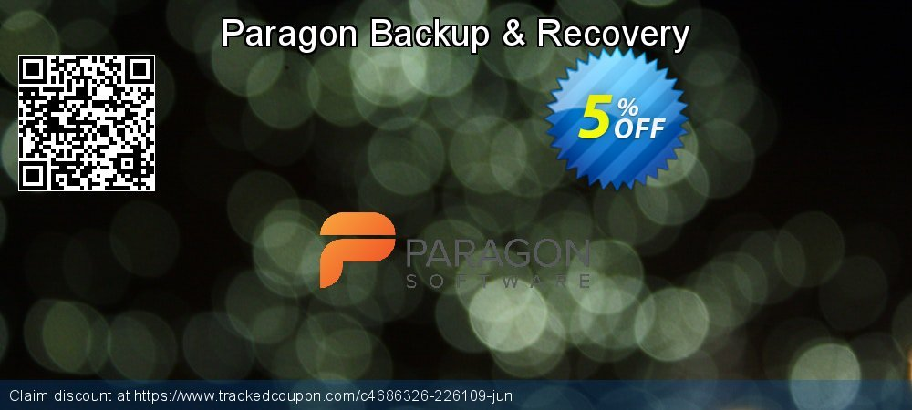 Paragon Backup & Recovery coupon on Mothers Day offering discount