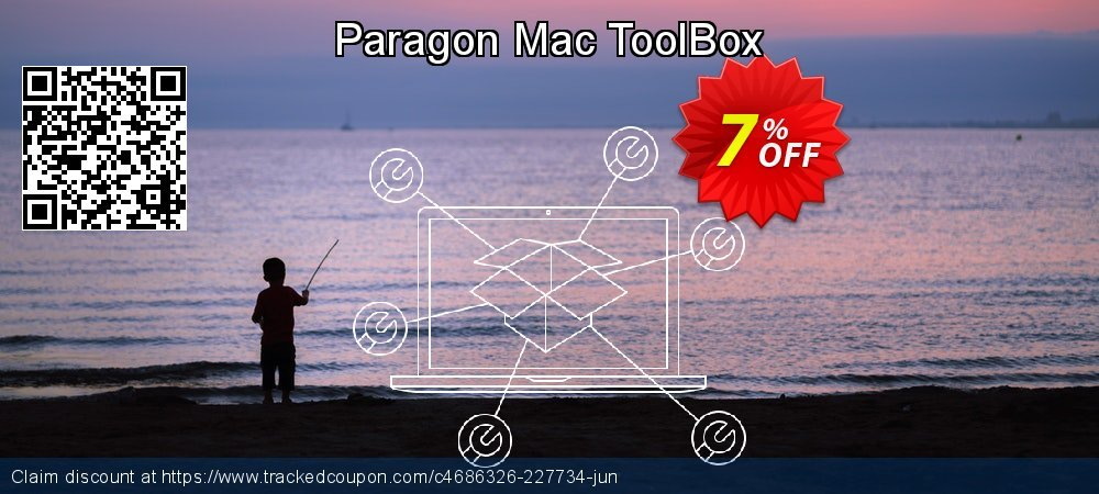Paragon Mac ToolBox coupon on Mom Day sales