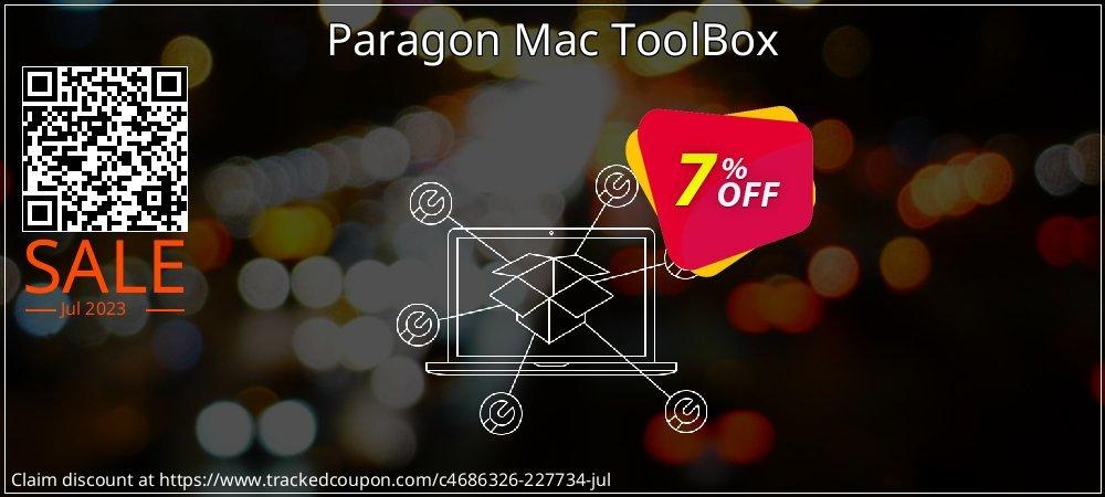 Paragon Mac ToolBox coupon on Mom Day sales