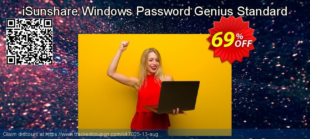 iSunshare Windows Password Genius Standard coupon on Teacher deals deals