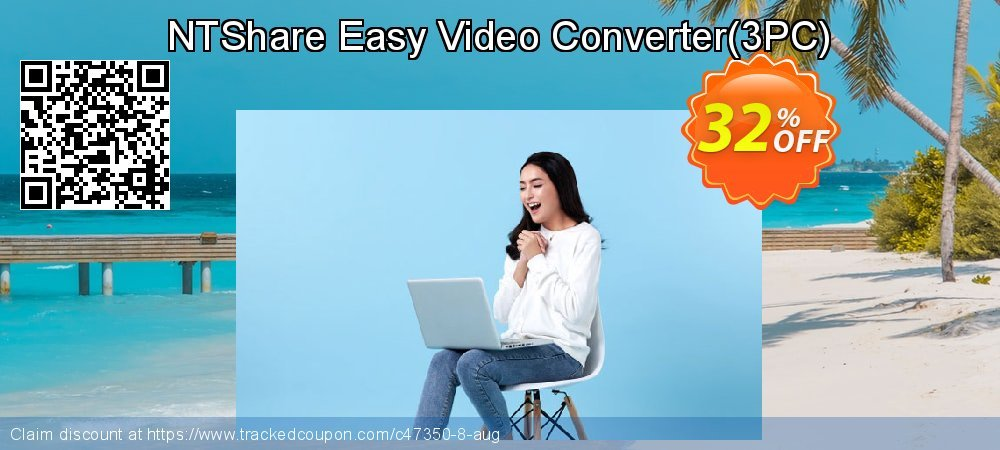 NTShare Easy Video Converter - 3PC  coupon on Thanksgiving sales