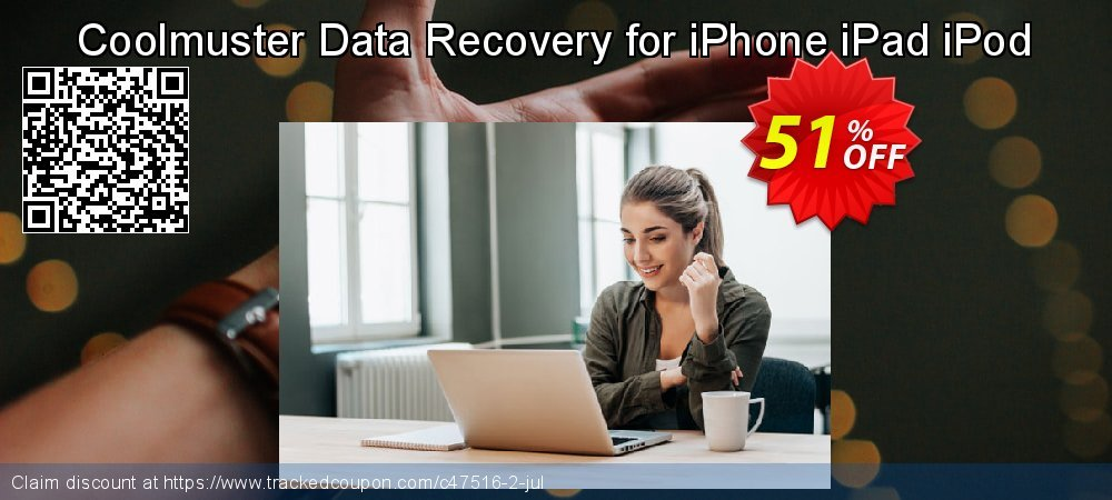 Claim 51% OFF Coolmuster Data Recovery for iPhone iPad iPod Coupon discount June, 2020