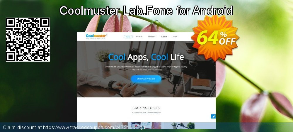 Claim 64% OFF Coolmuster Lab.Fone for Android Coupon discount July, 2019