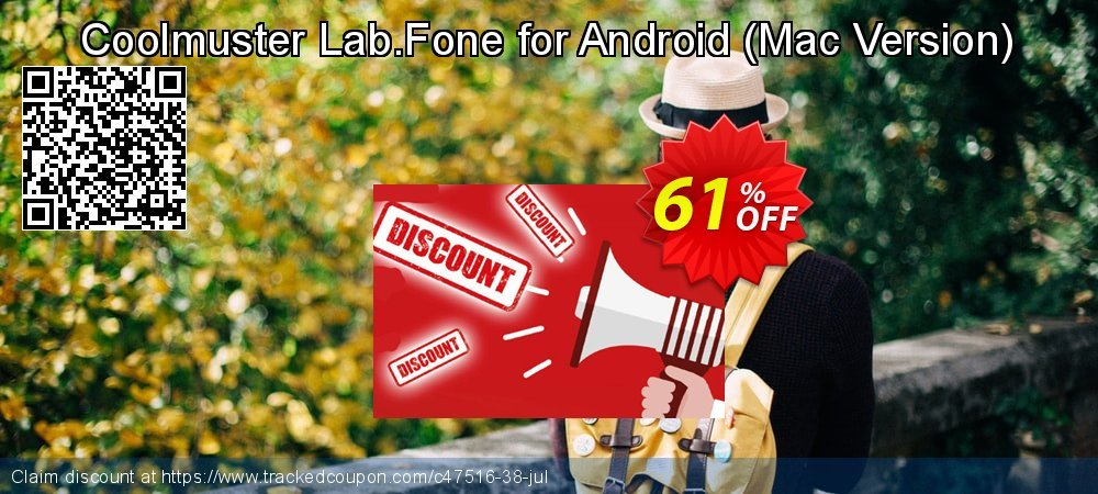 Claim 60% OFF Coolmuster Lab.Fone for Android (Mac Version) Coupon discount July, 2019