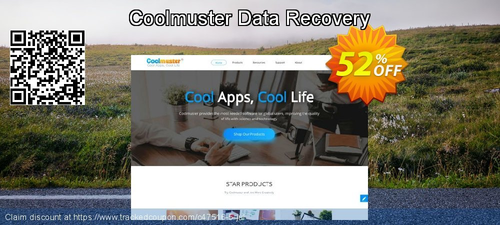 Coolmuster Data Recovery coupon on Back to School offer discounts
