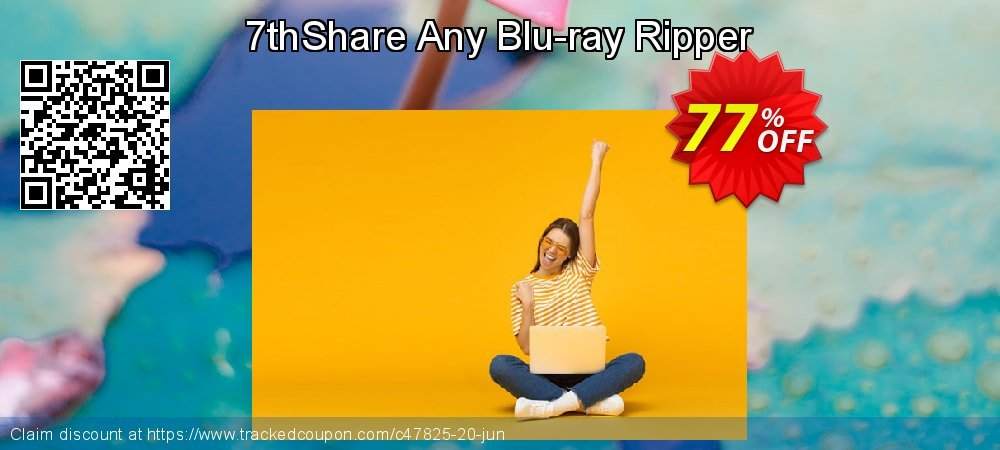 7thShare Any Blu-ray Ripper coupon on April Fool's Day discounts