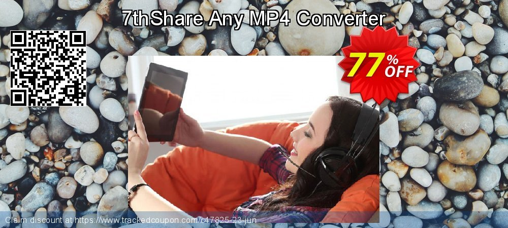 7thShare Any MP4 Converter coupon on Int. Workers' Day discounts