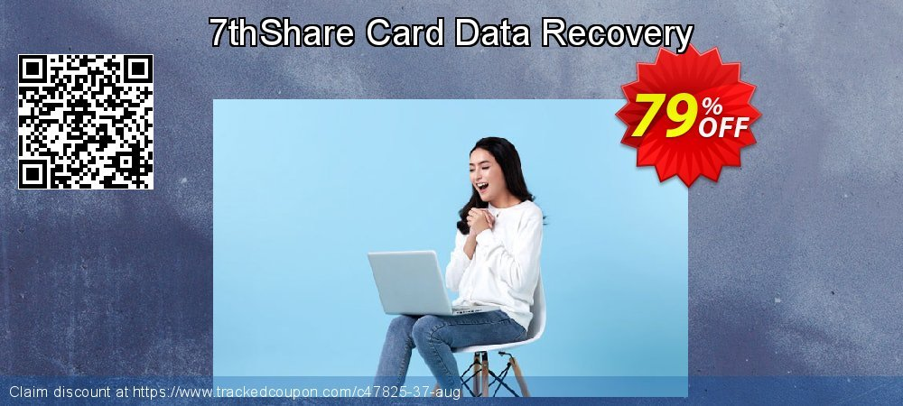 7thShare Card Data Recovery coupon on New Year's Day promotions