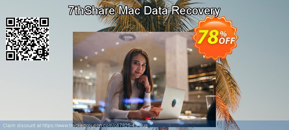 Claim 50% OFF 7thShare Mac Data Recovery Coupon discount April, 2019