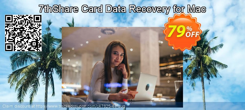 Claim 50% OFF 7thShare Card Data Recovery for Mac Coupon discount April, 2019