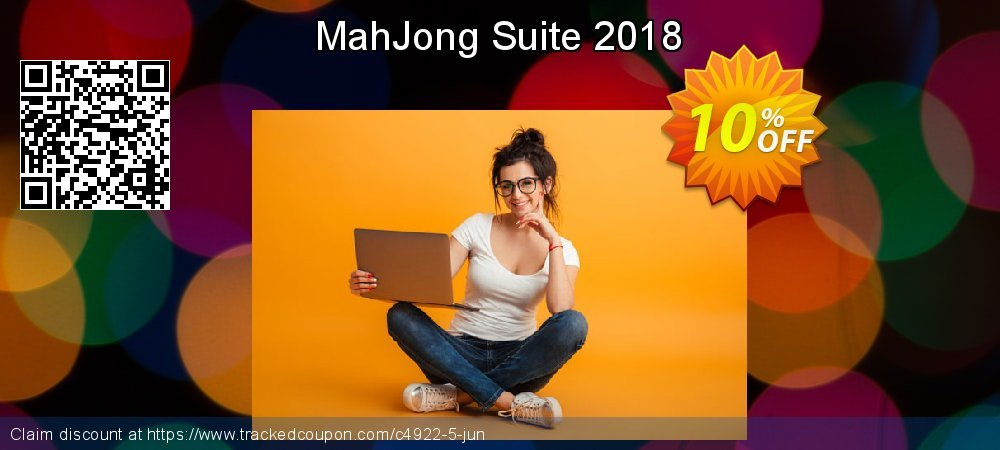 Get 10% OFF MahJong Suite 2018 promotions