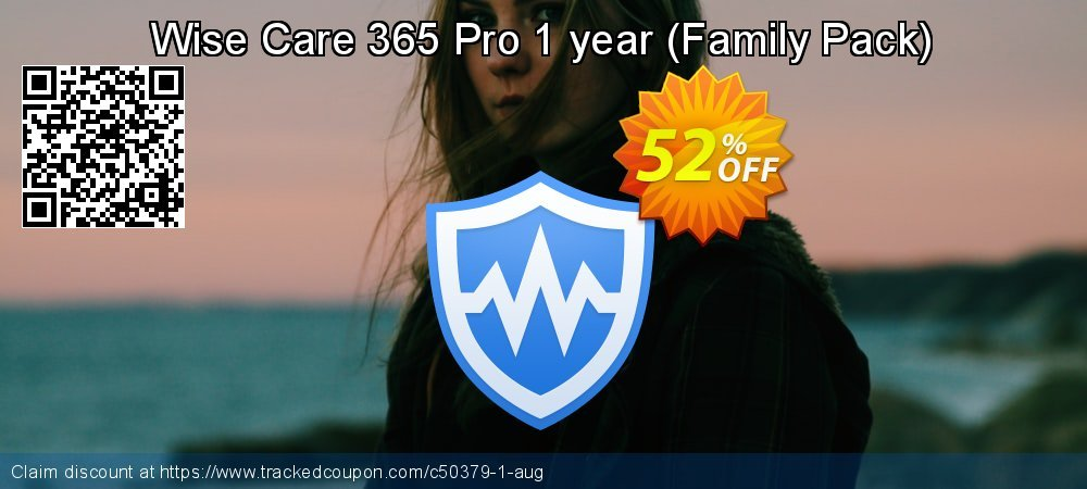 Wise Care 365 Pro 1 year - Family Pack  coupon on Read Across America Day promotions