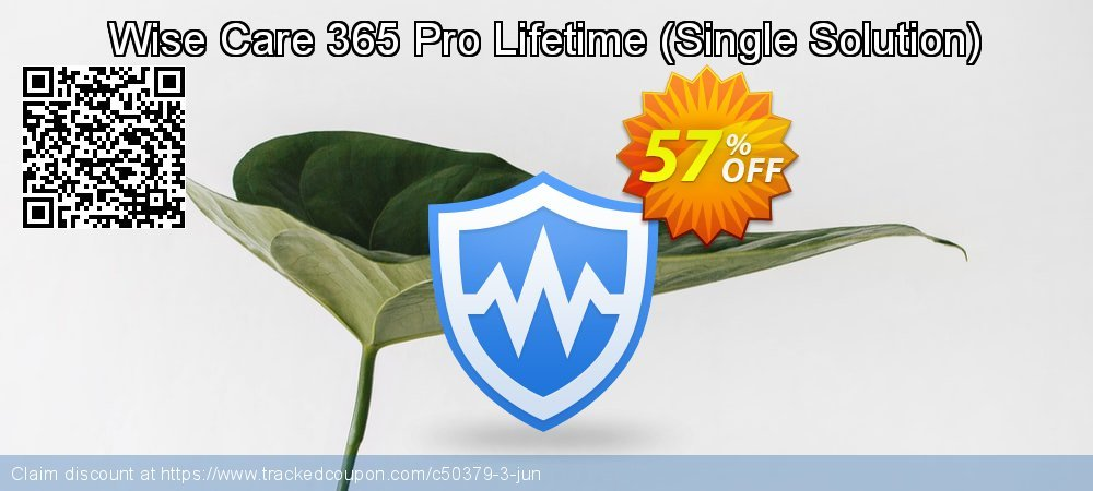 Wise Care 365 Pro Lifetime - Single Solution  coupon on Int'l. Women's Day deals