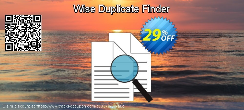 Get 26% OFF Wise Duplicate Finder offering sales
