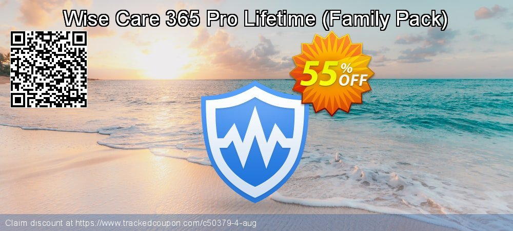 Get 40% OFF Wise Care 365 Pro Lifetime (Family Pack) promotions